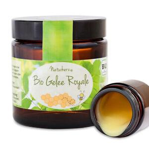 Naturherz BIO Gelee Royal - frisch und pur - 100% naturrein & ökologisch, Royale