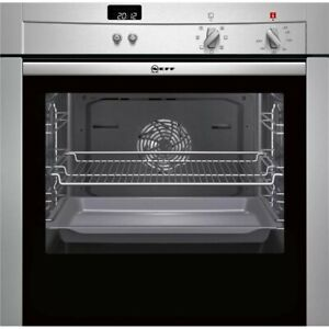 Neff Slide And Hide Built In Oven - B44S42N3GB - Excellent Used Condition