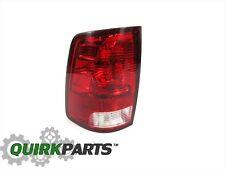 2009-2013 Dodge Ram 1500 LEFT Driver Side Lamp Tail Light Assembly MOPAR OEM NEW