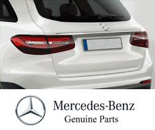 Genuine For Mercedes Benz GLC Class X253 2015-Up Rear Chrome Strip