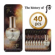 [The History of Whoo] Cheongidan Hwa Hyun Gold Ampoul1ml x 40pcs Korea Cosmetics