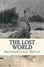The Lost World by Arthur Conan Doyle (2016, Paperback)
