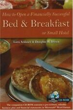How to Open a Financially Successful Bed & Breakfast or Small Hotel: With Compan