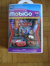 @ DISNEY CARS 2 @ JEU MOBIGO DE VTECH - V TECH - COMPLET AVEC NOTICE
