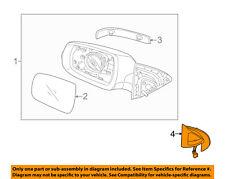 KIA OEM Sorento Door Side Rear View Mirror-Inner Cover Trim Cap Right 876602P010