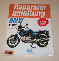 Reparaturanleitung BMW K 100 RS / K 100 RT - Baujahre 1986 bis 1991