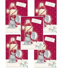 Me to You Christmas Card 5 Pack - Just Fot You Tatty Teddy Bear Xmas Cards