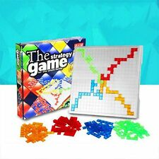 The Strategy Board Game Blokus Educational Toys Children Family Fun Xmas Gifts
