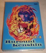 Rurouni Kenshin Box 2 (6-DVD Set)