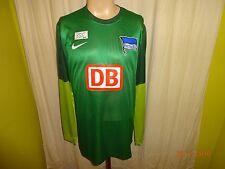"Hertha BSC Berlin Nike Torwart Spieler Rohling Trikot 2012/13 ""DB"" Gr.XL Neu"