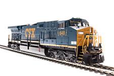 Broadway Limited Imports HO 2606 GE AC6000, CSX (Dark Future) #648 DC/DCC/sound