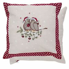 "Embroidered 16x16"" Size Decorative Cushions"