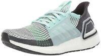 adidas Men's Ultraboost 19 Running Shoe, ice Mint/Grey, 6.5 M US