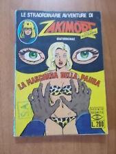 ZAKIMORT II° serie n. 8 Edizioni C.E.A. 1973