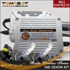 2011-2014 Ford Edge HID Xenon 9012 AC CANBUSS 55W Boltz Headlight Conversion Kit