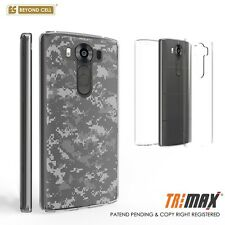 Beyond Cell Tri Max®LG V10 Case, Ultra Slim 360°Full Body Cover-Digital Camo