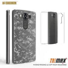 Beyond Cell Tri Max®LG V10 Case, Ultra Slim 360°Full Body Cover-Digital Camo