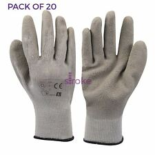 20 X Thermal Builders Gloves High Quality Puncture Resistant For General Use