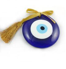 1 Inch Turkey Blue Evil Eye Car Or Wall Hanging Decoration Protector Charm