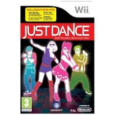 Just Dance (Nintendo Wii, 2009) - European Version