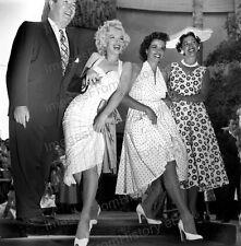 8x10 Print Marilyn Monroe Jane Russell Grauman's Chinese Theatre 1953 #MM66