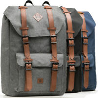 """INDICODE Rucksack 15"""" Zoll Backpack Notebook Daypack Schüler Bag Wandern Tasche"""