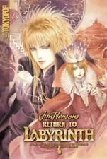 Return to Labyrinth Vol. 1 by Jake T. Forbes (2006, Paperback)
