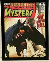 House of Mystery #195 by Bernie Wrightson 9x12 FRAMED DC Comics Art Print Poster