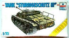 ESCI 1/72 TANK STURMGESCHUTZ III (SEALED)