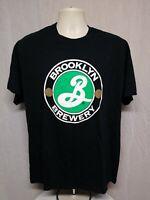Brooklyn Brewery Adult Black XL TShirt