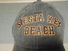 NEW SIESTA KEY BEACH  MENS SIZE L LARGE  Cap Hat BIN-92