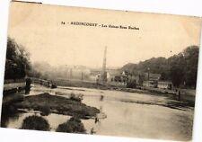 CPA AUDINCOURT - Les Usines Sous Roches (175730)
