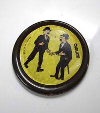 RARE Badge Tintin Cholate 1982 Tim Kuifje Hergé