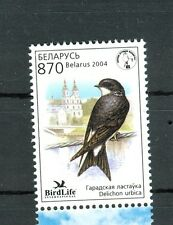 UCCELLI - BIRDS BELARUS 2004 set