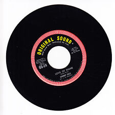 JOHNNY COLE Love Of Diane M- 45 RPM TEENER