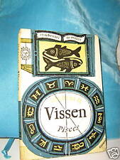1959 dat bent u VISSEEN PISCES  IN DUTCH G.W. BREUGHEL