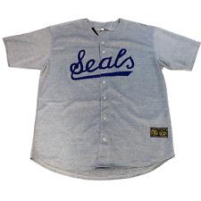 1957 San Francisco Seals Customized Baseball Jersey