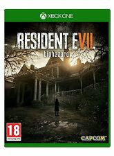 Resident Evil 7 Biohazard (XBOX ONE) BRAND NEW SEALED