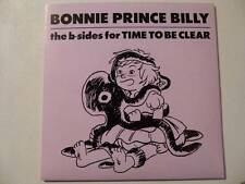 "Bonnie Prince Billy-Time to Be Clear *** us-7"" - Vinyl *** New ***"