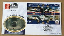 Túnel de canal 10TH aniversario de la cubierta del sur túnel avance 2001 Benham