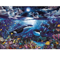Jigsaw Puzzle 2000 Super Small Pieces - Lassen Grand Voyage (Glowing) (38x53cm)