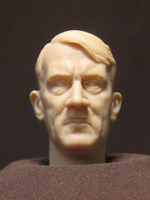 "CUSTOM  RESIN UNPAINTED HEAD SCULPT. Action figures, 1/6 scale. 12"". V-25"