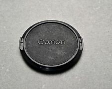 Retro Genuine Canon FD C 72mm Snap-On Front Lens Cap  (#1432)