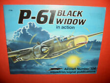 Squadron Signal 1106 Number 106, P-61 BLACK WIDOW  in action