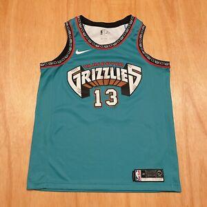 100% Authentic Jaren Jackson Nike Grizzlies HWC Jersey Size 48 L Mens  ja morant