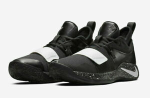 Nike PG Paul George 2.5 TB Men's Basketball Shoes Black White BQ8454 001