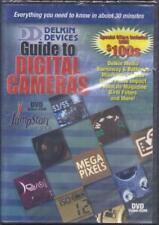 DVD:  DELKIN DEVICES GUIDE TO DIGITAL CAMERAS...NEW