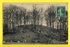 cpa RARE FRANCE 23 - LA SOUTERRAINE (Creuse) TUMULUS Tombe de BRIDIER