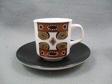 Meakin Maori Tea Cup & Saucer