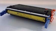 HP C9722A Genuine Original Yellow Toner Colour LaserJet 4650dn 4650 4650dtn